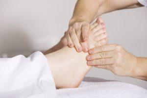 foto voetreflex massage